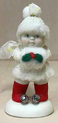 Snowbabies Warm Holiday Ornament
