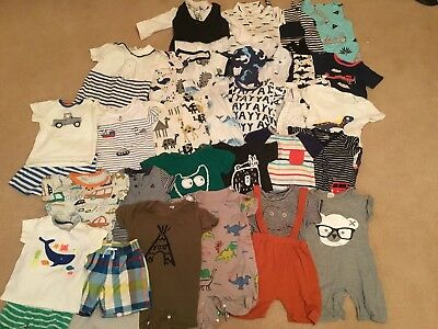 baby boys bundle 9-12 months
