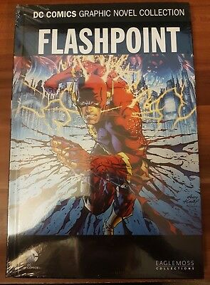 DC Flashpoint Graphic Novel
