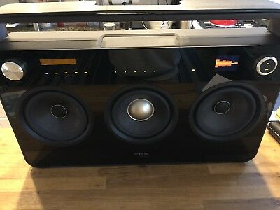 TDK Life on Record TP6803BLK 3-Speaker Boombox (Pre-Owned)