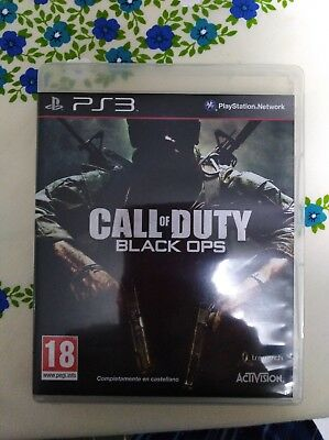 Call Of Duty Black Ops Juego Ps3