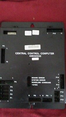 Rowe Ami ccc central control computer 40832220/ new battery/ tested.