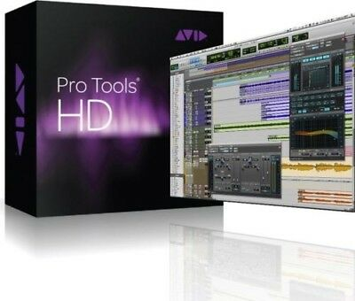 Avid Pro Tools 10 HD (for pc users only)