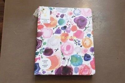 Kate Spade Agenda Planner Medium Floral 2018 2019 On New Mum Flowers