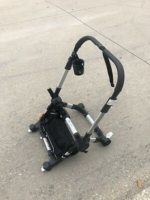 Bugaboo Donkey Stroller FRAME With Front Wheels And Second Seat Holder