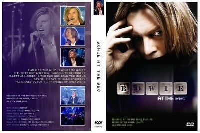 David Bowie. Live At The Bbc Radio Theatre. Dvd.