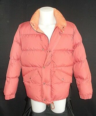 MONCLER Authentique Doudoune Jacket Vintage DUVET Unisex FRANCE BE T. ... 37b3cfc803d