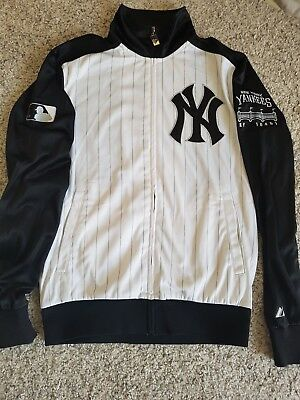 TRES RARE - Veste Majestic NEW YORK YANKEES MLB NFL NBA Baseball - Taille S