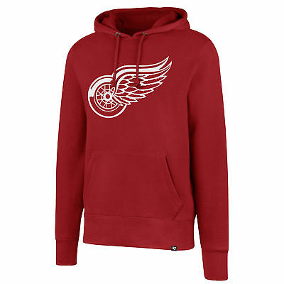 Detroit Red Wings NHL '47 Imprint Headline Hoodie