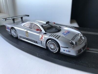SCALEXTRIC MERCEDES CLK LM Car With Lights