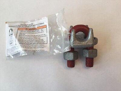 Crosby Wire Rope Clamp 7/8