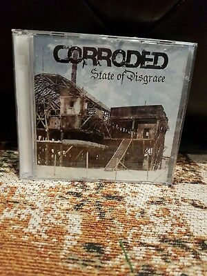 State of Disgrace von Corroded | CD | Zustand gut