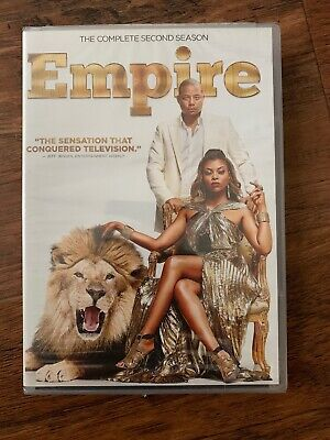 Empire: Season 2 [New DVD] Boxed Set, Dolby, Dubbed, Subtitled, Widescreen, Ac