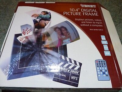 "Texet 10.4"" Digital Picture Frame"
