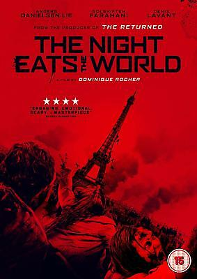 The Night Eats The World  Dvd Brand New MASSIVE SALE OVER 50% OFF RRP
