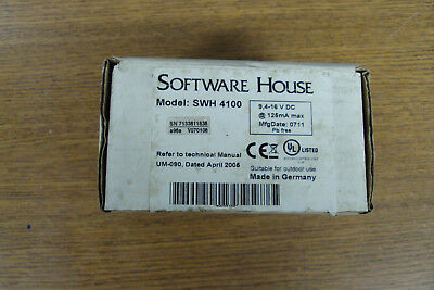 New Software House SWH-4100 Multi-Technology Proximity Card Access Reader