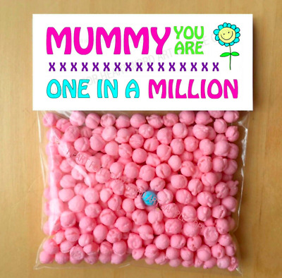 THANK YOU GIFTS, TEACHER, MUM NANNY AUNTIE One In A Million Personalised TA