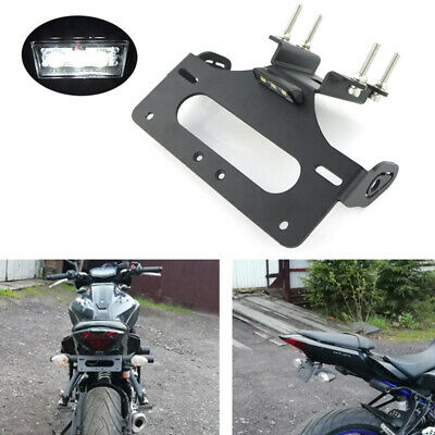 Fender Eliminator Tail Tidy For Yamaha FZ 07 MT 07 2014 2015 2016 2017 2018 2019