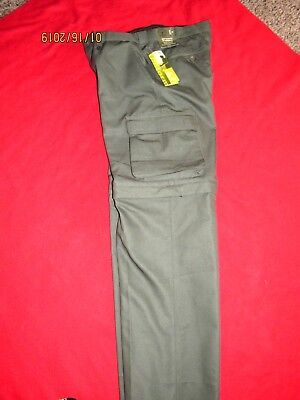 NWT Boy Scouts of America Uniform Cargo Convertible Shorts/Pants Size Youth 14