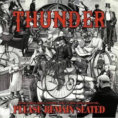 THUNDER - Please Remain Seated (half speed remastered) - Vinyl (2xLP)