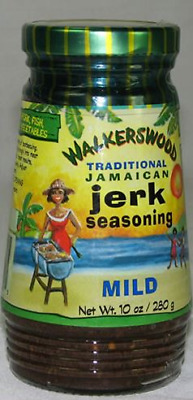 Walkerswood Jerk Seasoning Mild