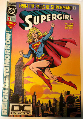 Supergirl #1 (February 1994, DC)
