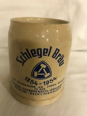 Schlegel Brau German Beer Stein