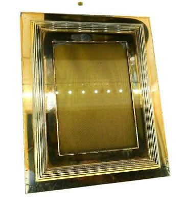 Gucci Vintage Sterling Silver Picture Frame 21600 Picclick