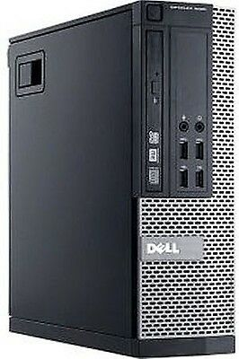 Dell OptiPlex 9020 Small Form Factor PC (i5-4570 CPU,8G RAM,500G HDD,Win 7 Pro)
