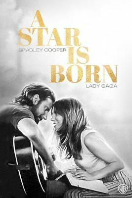A STAR IS BORN (2018) BLU-RAY DISC ONLY  *** PREORDER Ships wk of 2/19/18