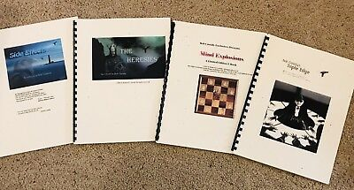Bob Cassidy Exclusives Lot of 4 Books