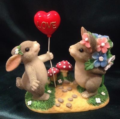 Charming Tails By Dean Griff - Nib- Valentine's Day - Love Is In The Air