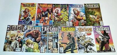 Bat Lash 1-6 + Jonah Hex Riders of the Worm and Such 1-5 - Complete - Lansdale