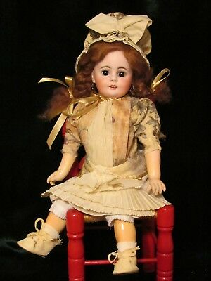 "Antique German Doll Bahr Proschild Hard to find Mold 224 Darling 14"". ~ Perfect~"