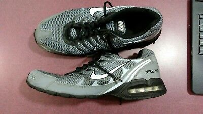 Nike Air Max Torch 4 Cool Grey Black 343846-012 Men's 11.5