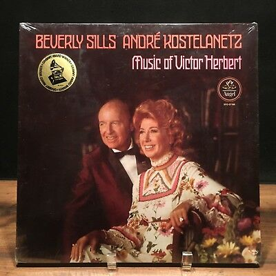"SEALED Angel SQ Stereo/Quad Sills/Kostelanetz /LSO ""Music of Victor Herbert"""