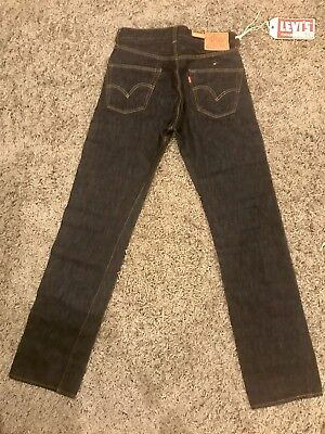 Levis 1947 501 Jeans New Rinse 4750101360 501 XX 2934 29 34