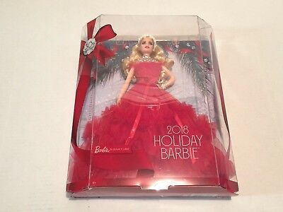 Barbie 2018 Holiday Signature Collector 30th Anniversary Doll - Blonde