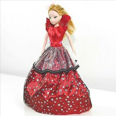 Handmade Party Dress Fashion Clothes shirt For Barbie Doll Outfit gown wedding