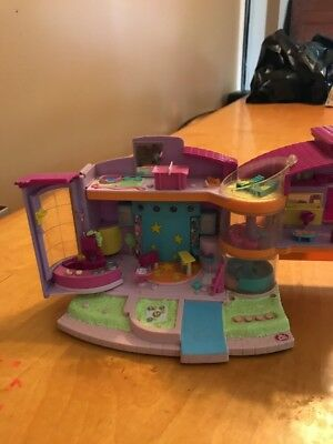 Polly Pocket Magic Movin' Ultimate Clubhouse 2000 B25