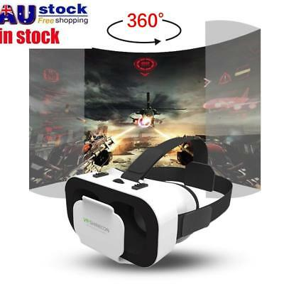 2019 VR Headset VR BOX Virtual Reality Glasses 3D for Android Iphone X 8 7 Plus