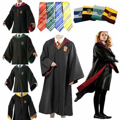 Clothing, Shoes & Accessories Costumes Ingenious Gewand Mantel Harry Potter Erwachsene/kinder Magie Robe Cosplay Kostüme Cape
