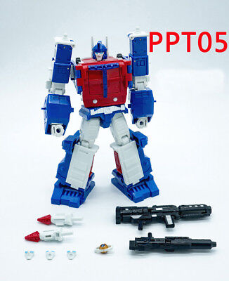 Transformers PAPA TOYS PPT-05 Ultra Magnus mini Robot Action Figure Toy In Stock