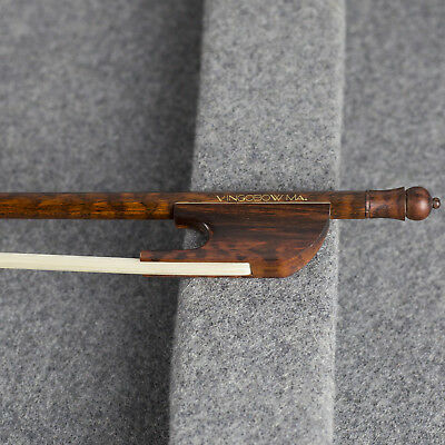 Brand New SNAKEWOOD BAROQUE VIOLIN BOW Warm and Sweet Tone Well Balanced