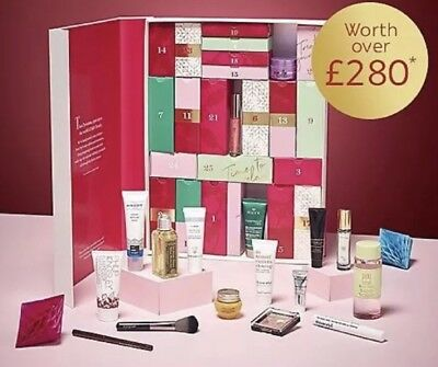 M&S The Book Of Beauty 2018 Christmas Advent Calendar RRP£280 BRAND NEW