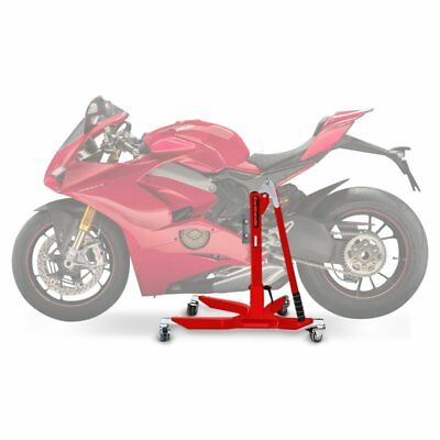 Cavalletto Centrale Constands Power Ducati Panigale V4 R 2019 rosso