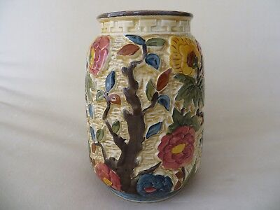 H.J. Wood Indian Tree Vase *REDUCED*