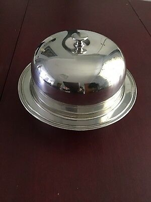 Mappin & Webb Prince's Plate 20cm Covered Serving Dish
