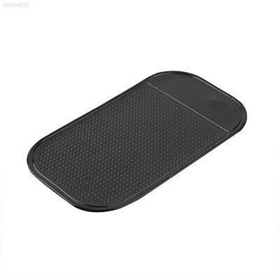 7544 Sticker Anti-slip Mobile Phone Silicone Car Mat Interior Accessories Black