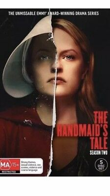 The Handmaids Tale : Season 2 Region 4
